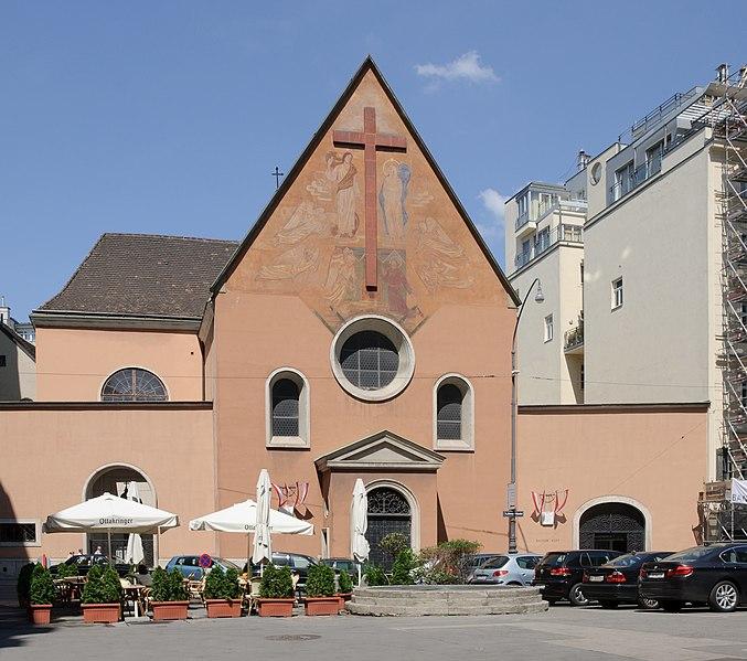 File:Capuchin Church - Vienna - 2.jpg