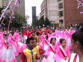 Carnival of Bogotá - Carnival of Bogotá 2006