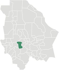 Municipality of Carichí in Chihuahua
