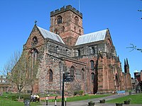 Carlisle Cathedral - geograph.org.uk - 164088.jpg