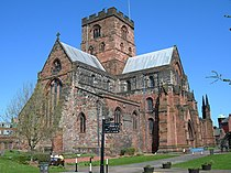 Carlisle Cathedral - geograph.org.uk - 164088.jpg
