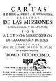 Cartas edificantes y curiosas (Tomo 12) - Compañía de Jesús.pdf