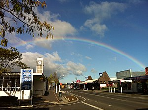 Carterton, New Zealand - Central Carterton