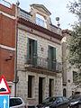 Casa al carrer Reixach num 17 (Colònia Güell).JPG