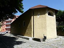 L'oratorio di Sant'Antonio Abate