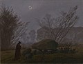 Caspar David Friedrich - A Walk at Dusk - Google Art Project.jpg