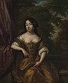 Caspar Netscher - Anna Maria Hoeufft (1646-1715). Echtgenote van Jan Boudaen Courten - SK-A-902 - Rijksmuseum.jpg
