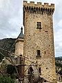 Castèl de Fois - torre carrada.jpg