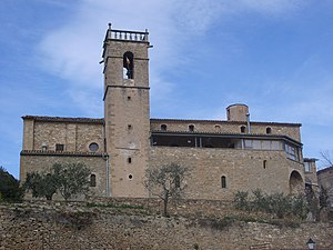 Castellgalí - Image: Castellgalí1