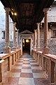 Castello di trento, passaggio verso il palazzo magno.jpg
