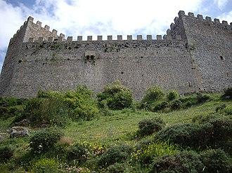 Hermandad de Campoo de Suso - Image: Castillo de Argüeso 002