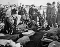 Casualties on stretchers Wellcome L0024141.jpg