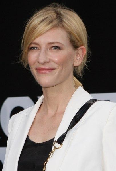 Cate Blanchett February 2012