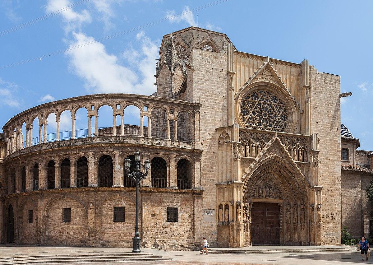 Valencia Cathedral - W...
