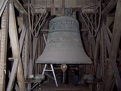 definition of church bell