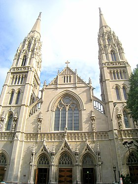 Image illustrative de l'article Cathédrale Saint-Paul de Pittsburgh