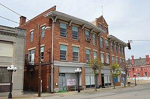 Catlettsburg, Kentucky - The Elks Building