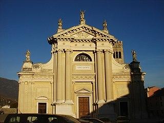 Roman Catholic Diocese of Vittorio Veneto diocese of the Catholic Church