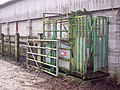 Cattle Crush - geograph.org.uk - 295682.jpg