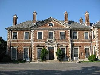 Caumsett State Historic Park Preserve - Caumsett Hall in 2009