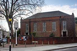 英国民族舞踊民謡協会