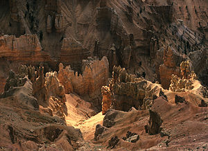 Cedar Breaks National Monument - Hoodoos in Cedar Breaks