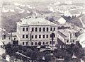 Celebration of new building of Gymnasium Třebíč at 1889.jpg