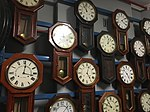 Central Station Hertitage Clock Collection IMG 5147 (27048233985).jpg