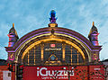 Central station Frankfurt - Germany - Luminale 2014 - April 3rd 2014 - 02.jpg
