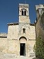 Château de Beaucaire (Gard) chapelle saint louis 1.JPG