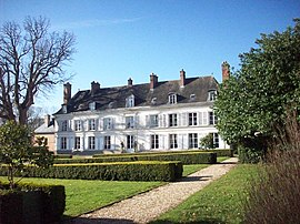 The château of Vandrimare