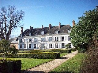 Vandrimare Commune in Normandy, France