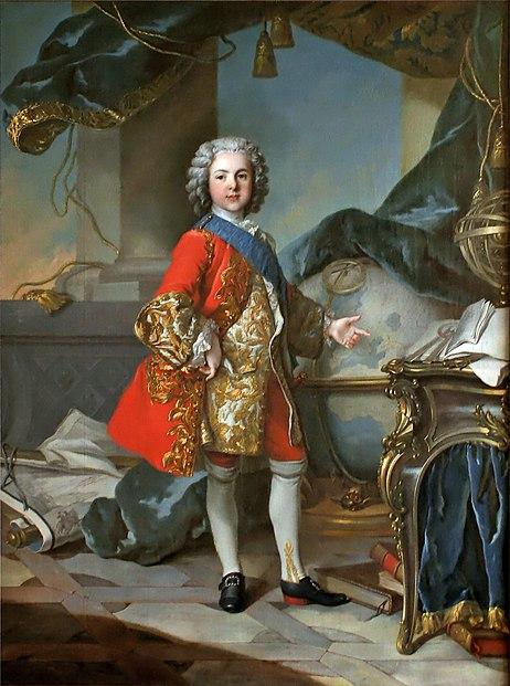 File:Château de Versailles, appartements du Dauphin et de la Dauphine, première antichambre du Dauphin, Louis de France, Louis Tocqué 01.jpg