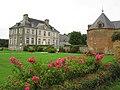 Château de la Bretonnière - Vue depuis le jardin (2).JPG