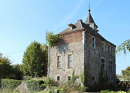 Château des Comtes de Borchgrave à Dalhem - 62027-CLT-0005-01.JPG