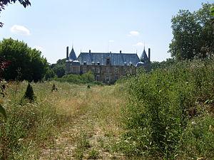 Château du duc d'Épernon - The Château du duc d'Épernon
