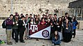Chabad at Texas A&M University Birthright Trip to Israel in 2016.jpg