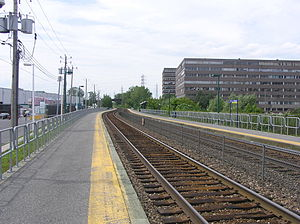 Chabanel station - Image: Chabanel AMT