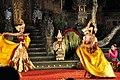 Chandrawati Ladies orchestra at Pura Taman Saraswat (16870538898).jpg