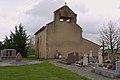 Chapelle Saint-Michel-de-Vicnau - Façades ouest et nord.jpg
