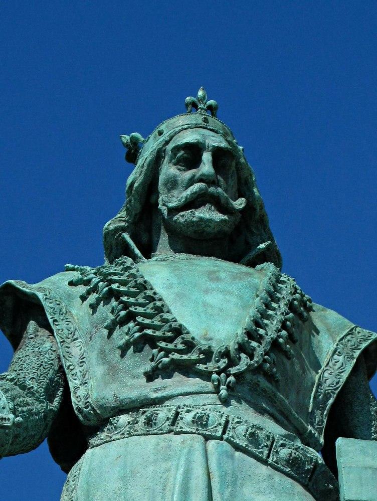 Charles I (Millennium Monument)