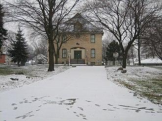 Charles O. Boynton Carriage House - Image: Charles O Boyton Carriage House 2