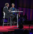Charlie Rose, Larry Page,TED 2014.jpg