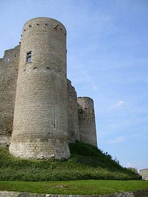 Billy, Allier - Castle