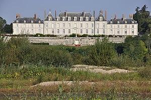 Menars - Château of Menars