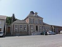 Chaumont-Porcien (Ardennes) Mairie.JPG