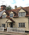 Chelmsford Road beige house, Great Waltham, Essex, England.JPG