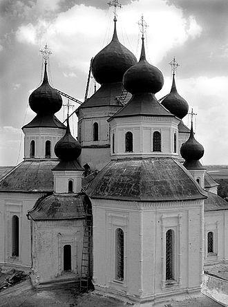 Starocherkasskaya - Resurrection cathedral