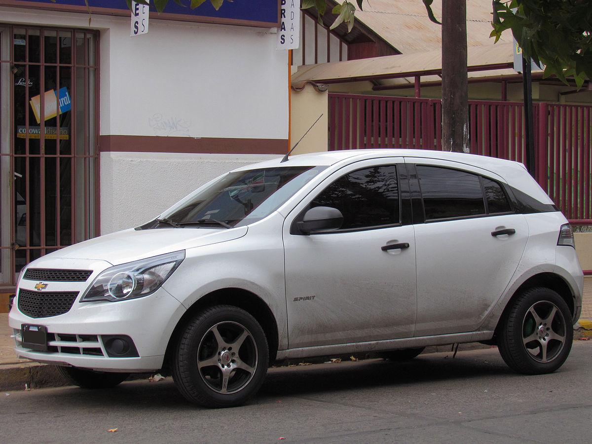 Chevrolet Agile Wikip 233 Dia A Enciclop 233 Dia Livre