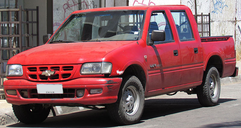 Chevrolet Luv 2.2 Work Crew Cab 2006 (11427242795).jpg